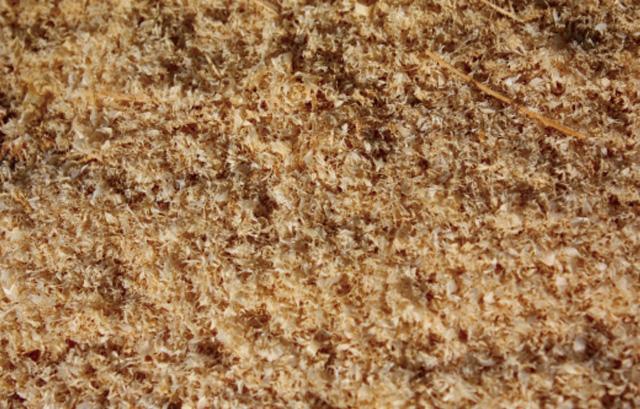 断熱材(床)|木質繊維断熱材(北海道産:林地残材や間伐材を使用)
