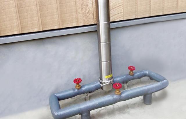 全館浄水器|水清水G3